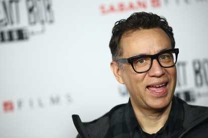 Actor Fred Armisen from 'Moonbase 8.'