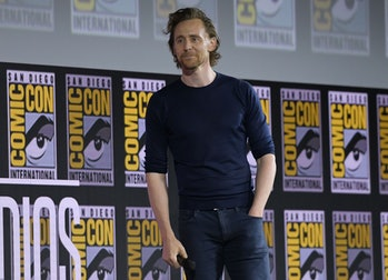 Tom Hiddleston Thor