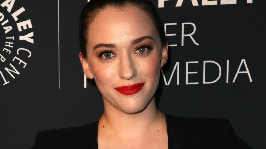 Kat Dennings hits the red carpet.