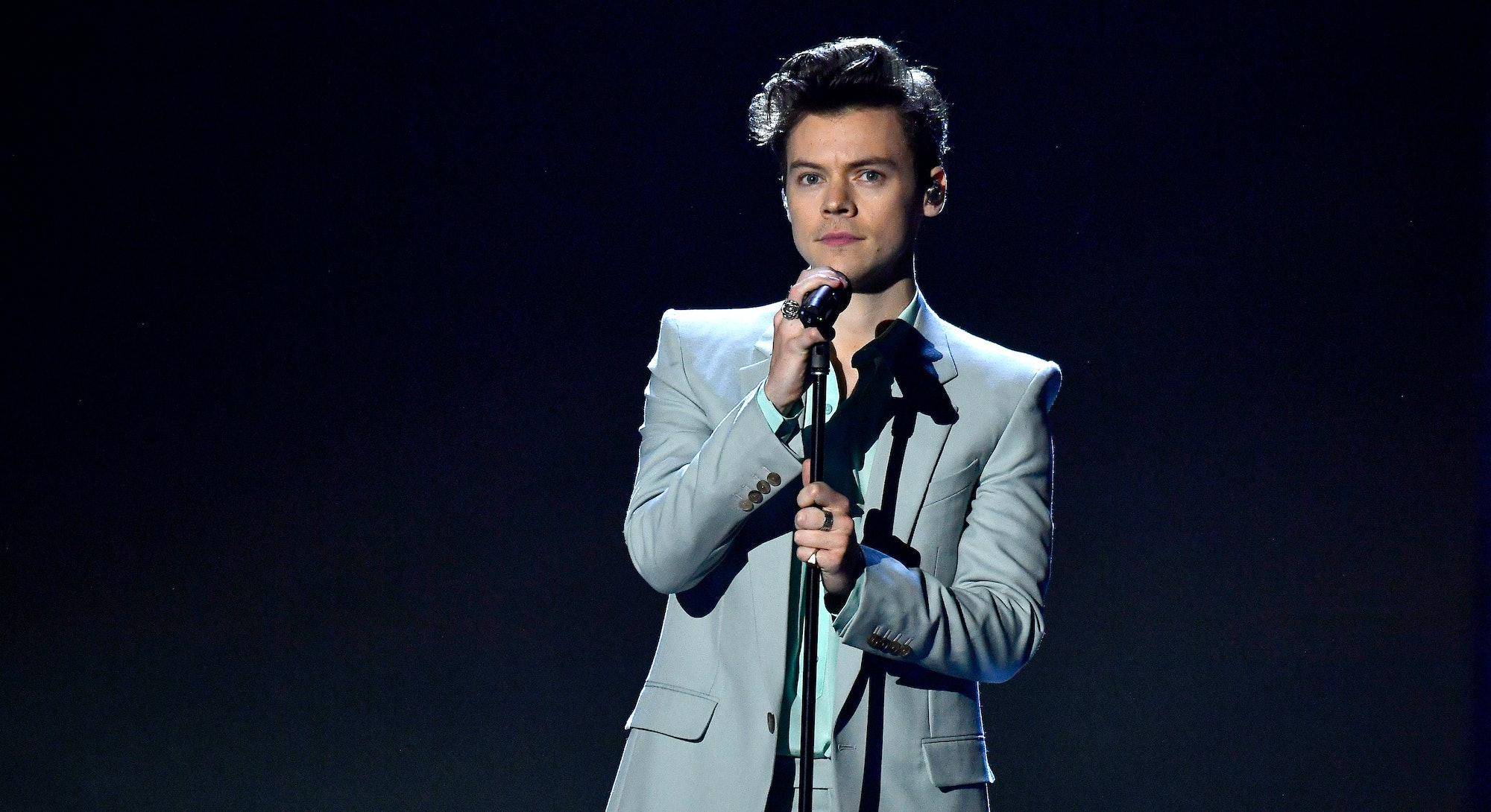 Harry Styles Best Dressed