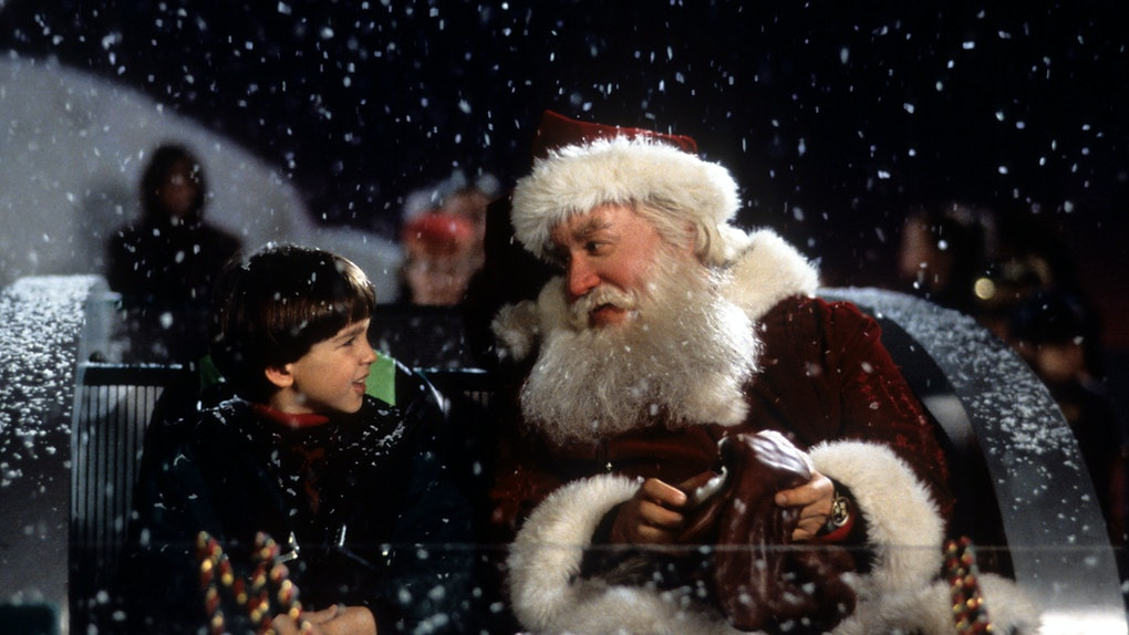 The Santa Clause is on Freeform's 25 Days of Christmas lineup