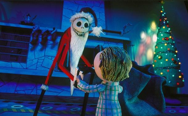 Jack Tim Burton's The Nightmare Before Christmas 1993
