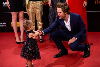 Robert Pattinson's work as a father in High Life is crucial to the movie's success.