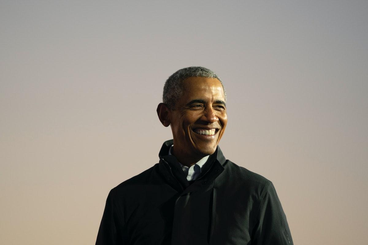 Barack Obama's tweet about Joe Biden winning the 2020 election