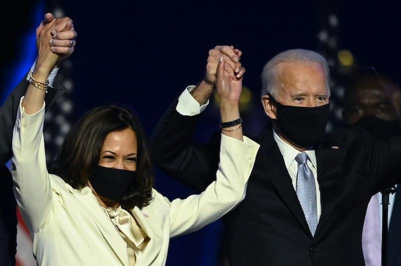 Vice President-elect Kamala Harris and President-elect Joe Biden
