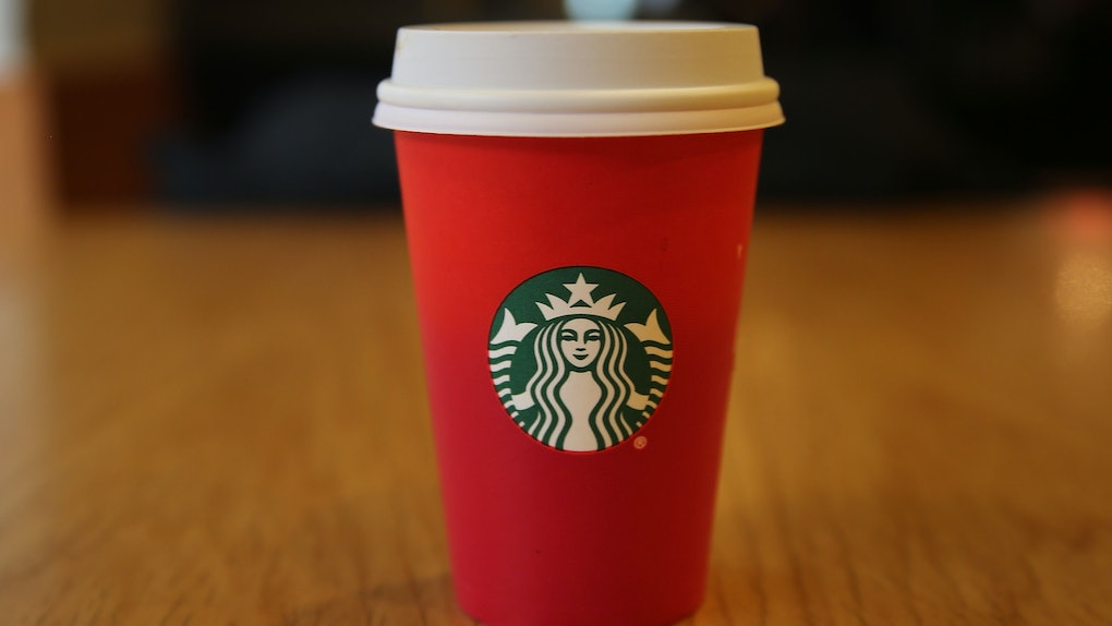 TikTok users are sharing inventive holiday drink recipes for Starbucks.