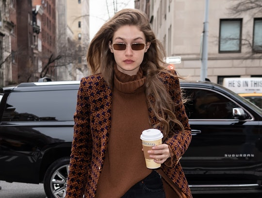 Gigi Hadid's new photo with her infant daughter is too sweet for words.