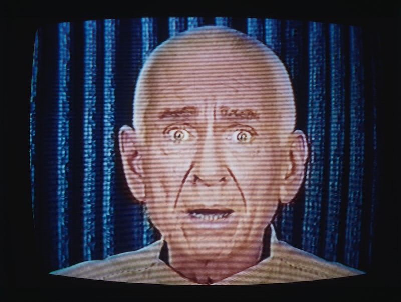 Marshall Applewhite, AKA Do, leader of the Heaven's Gate cult.