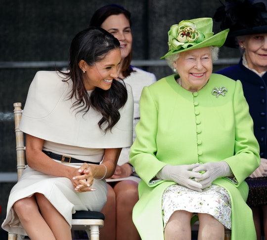 Meghan Markle found the cutest Christmas gift for the Queen.