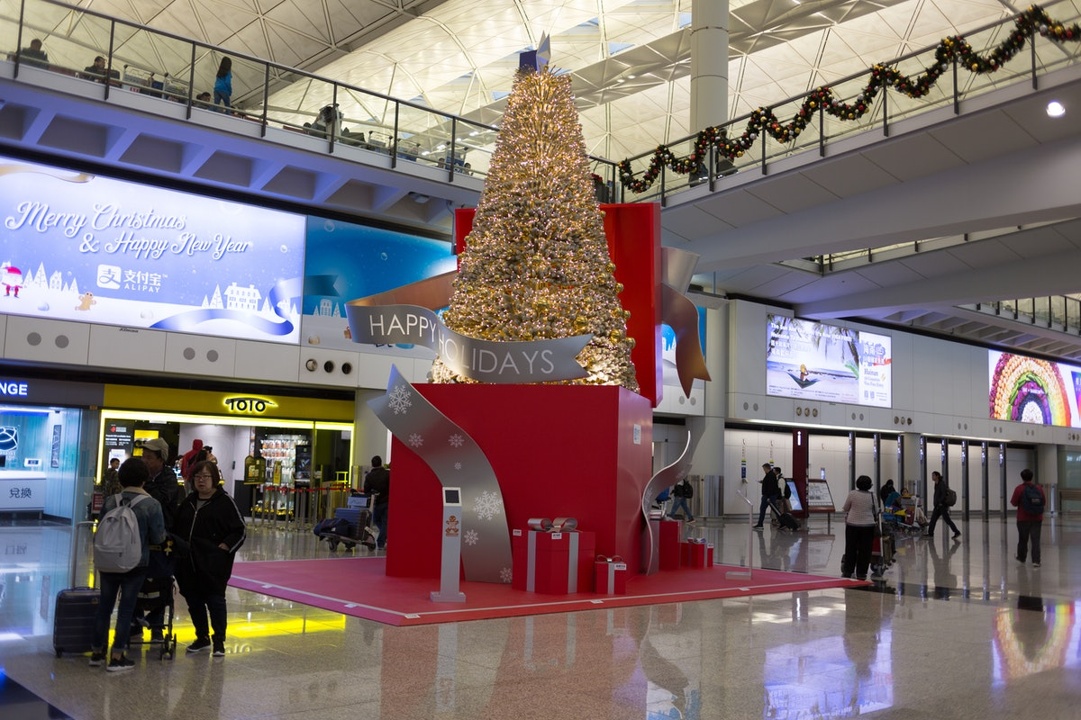 The busiest travel days for Christmas 2020 will have you rethinking your plans.