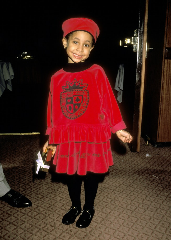 Raven Symone at the 1990 Starlight Children's Foundation Gala