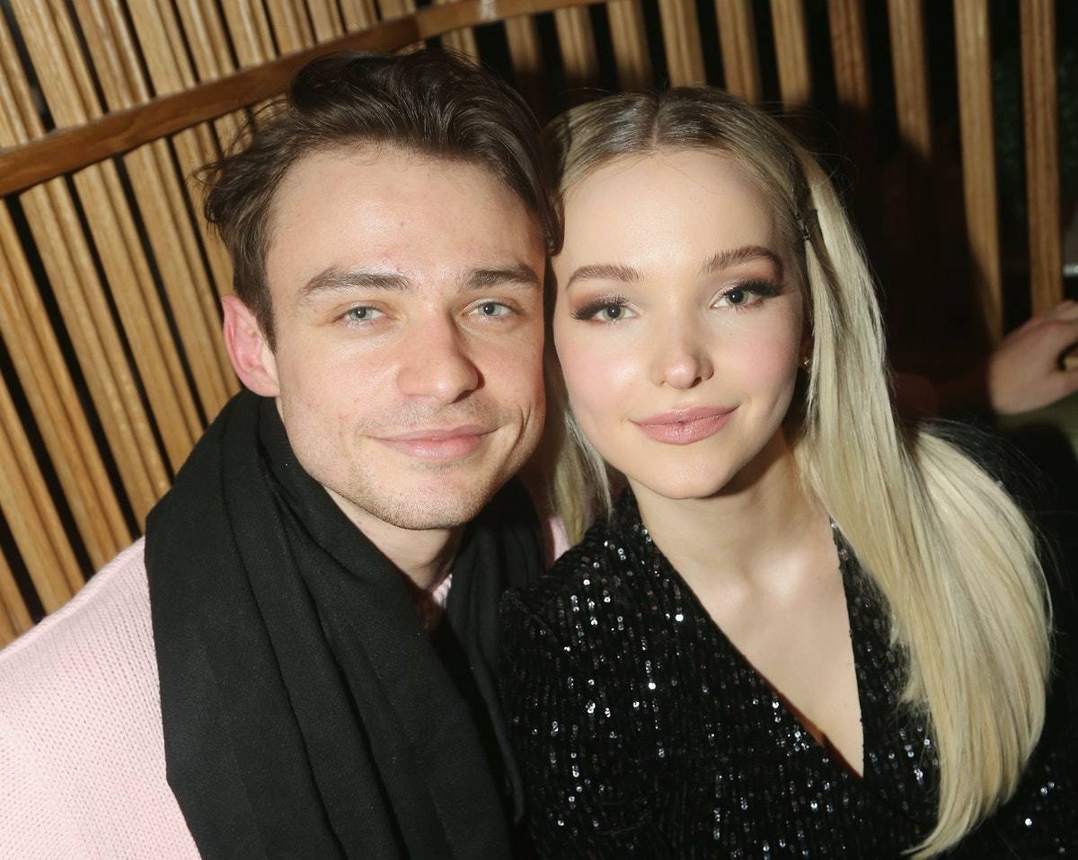 Dove Cameron's tweet about her Thomas Doherty breakup means the rumors are true.