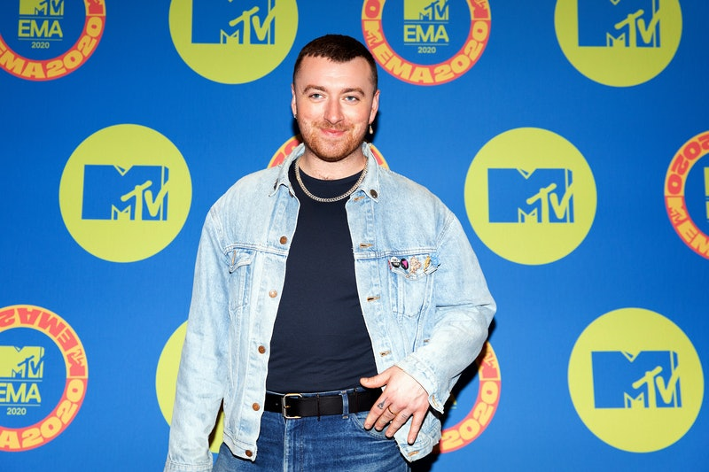 Shawn Mendes publicly apologized for misgendering Sam Smith while introducing the singer at Jingle B...