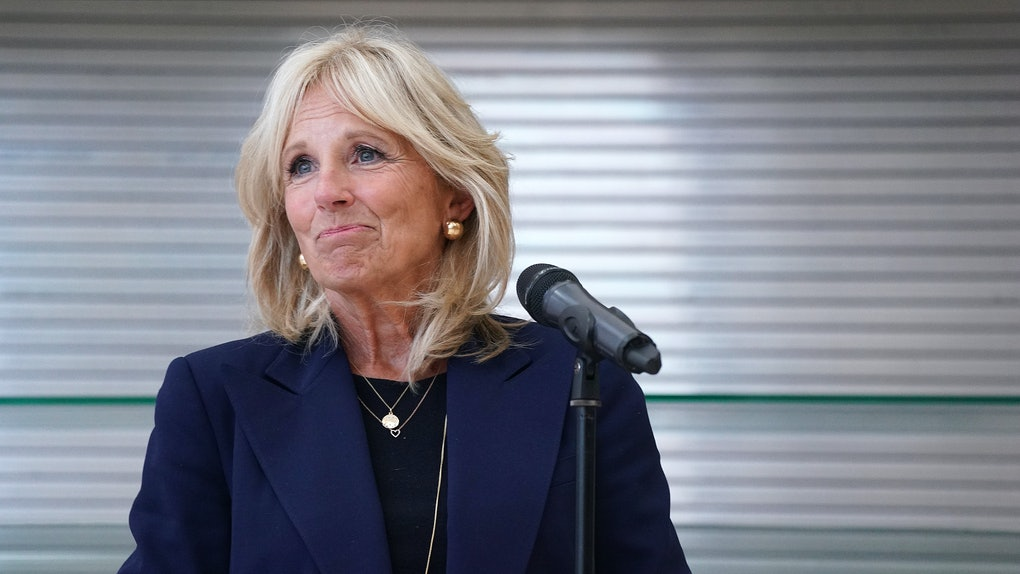 Jill Biden took to social media to respond to the 'Wall Street Journal' op-ed about her doctorate.