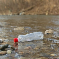 A plastic bottle went over 1,700 miles in a river, amazing scientists
