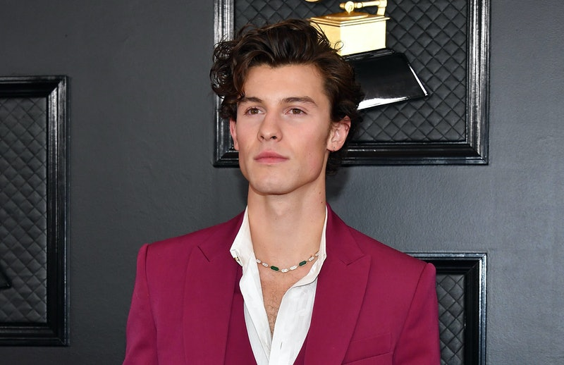 "Shawn Mendes explains why responding to rumors about his sexuality is ""tricky."" Photo via Getty Images."