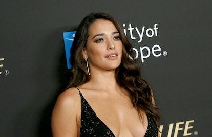 Actor Natalie Martinez.