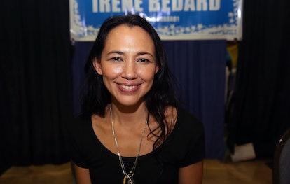 Actor Irene Bedard.