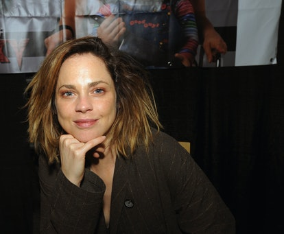 Actor Fiona Dourif.