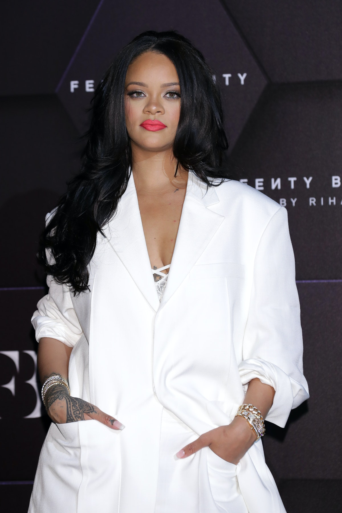 Rihanna's Fenty Beauty is arguably one of the most popular celebrity beauty brands.