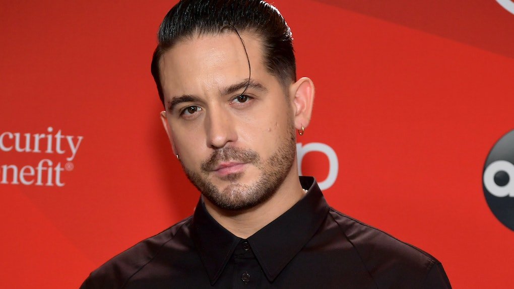 G-Eazy attends the 2020 AMAs.