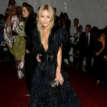Mary Kate Olsen attends the Metropolitan Museum of Art Costume Institute Benefit Gala 'Poiret: King Of Fashion' at the Metropolitan Museum of Art, New York City