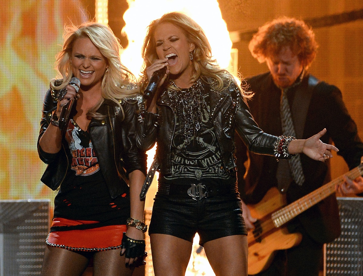 These sexy country songs bring the honky-tonk heat.