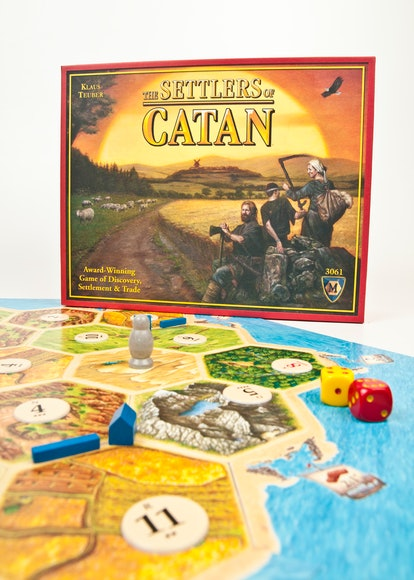 How to play Settlers of CATAN over zoom