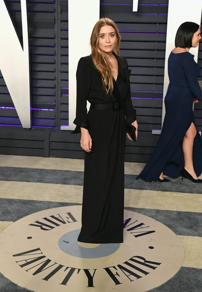 Ashley Olsen attends the 2019 Vanity Fair Oscar Party hosted by Radhika Jones at Wallis Annenberg Ce...