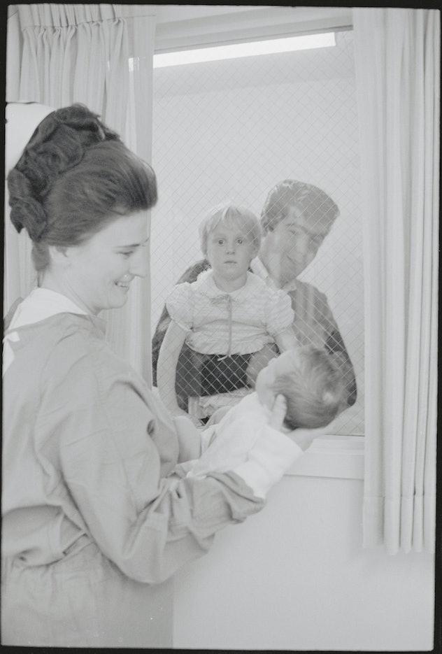 1960s Maternity Ward