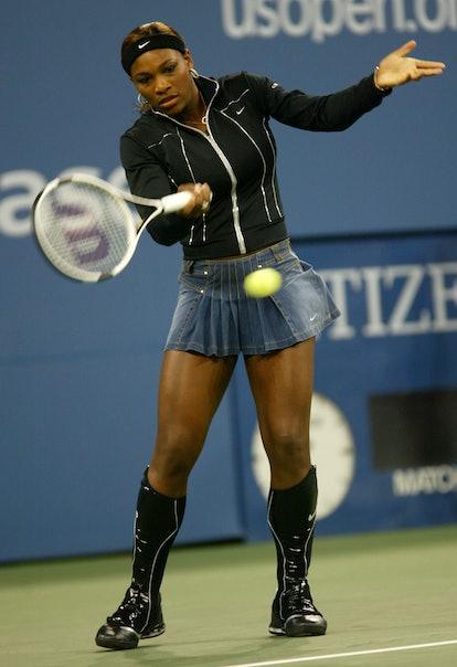 Serena Williams 2004 US Open