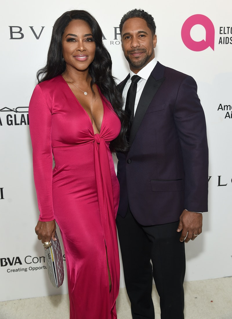 'RHOA' star Kenya Moore & husband Marc Daly