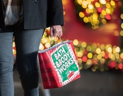 Bath & Body Works' semi-annual sale starts Dec. 26, and it's your last chance to buy its holiday-themed products.