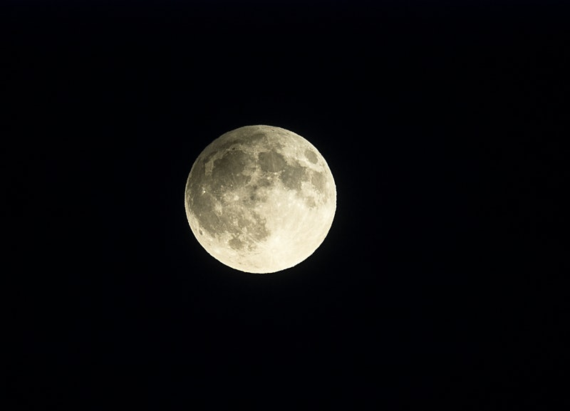 sky, moon, astronomy