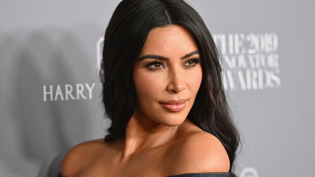 These tweets roasting Kim Kardashian's Christmas 2020 dress don't sugar coat.