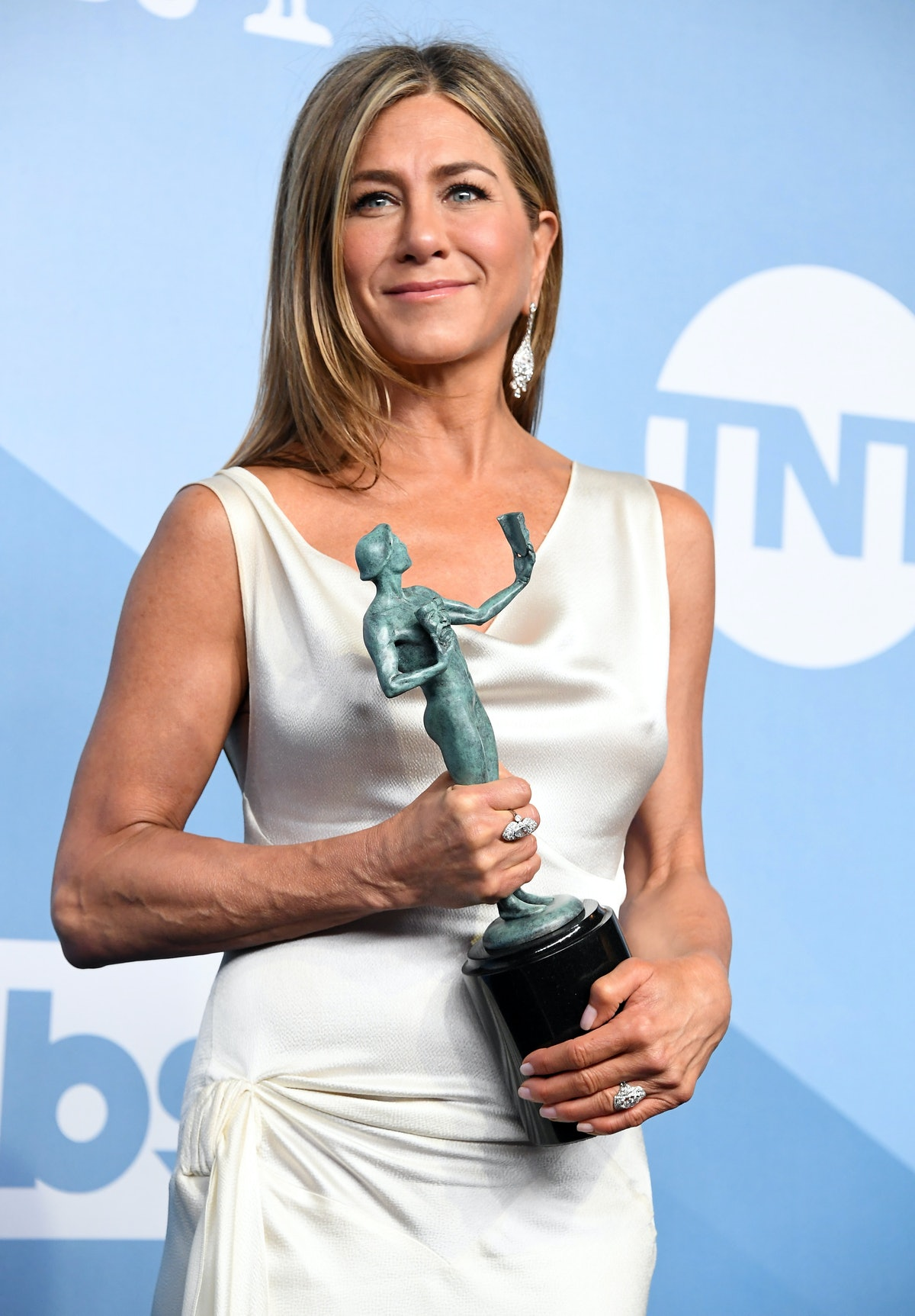 Jennifer Aniston in 2020.