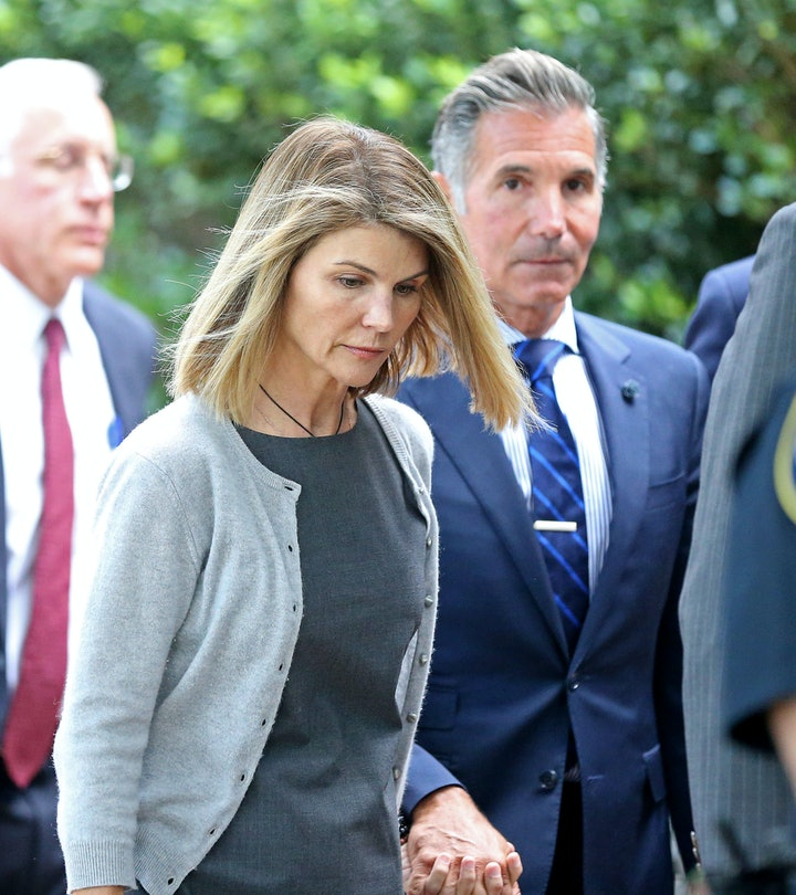 Lori Loughlin was released from federal prison on Monday after serving a two-month sentence for her role in a college admission scandal.