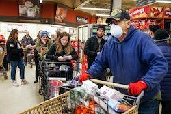 safeway shoppers