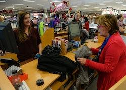 woman shopping at kohl's