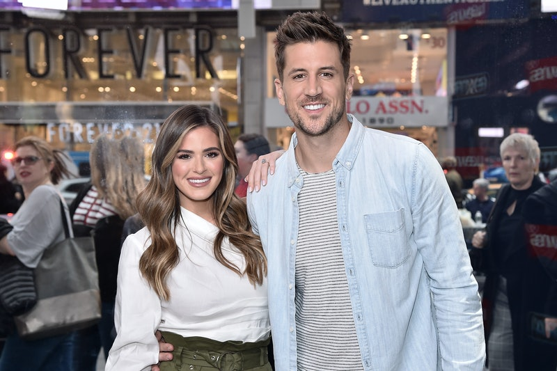 "Jojo Fletcher gave family an update on her wedding plans, saying she plans to marry Jordan Rodgers ""no matter what"""
