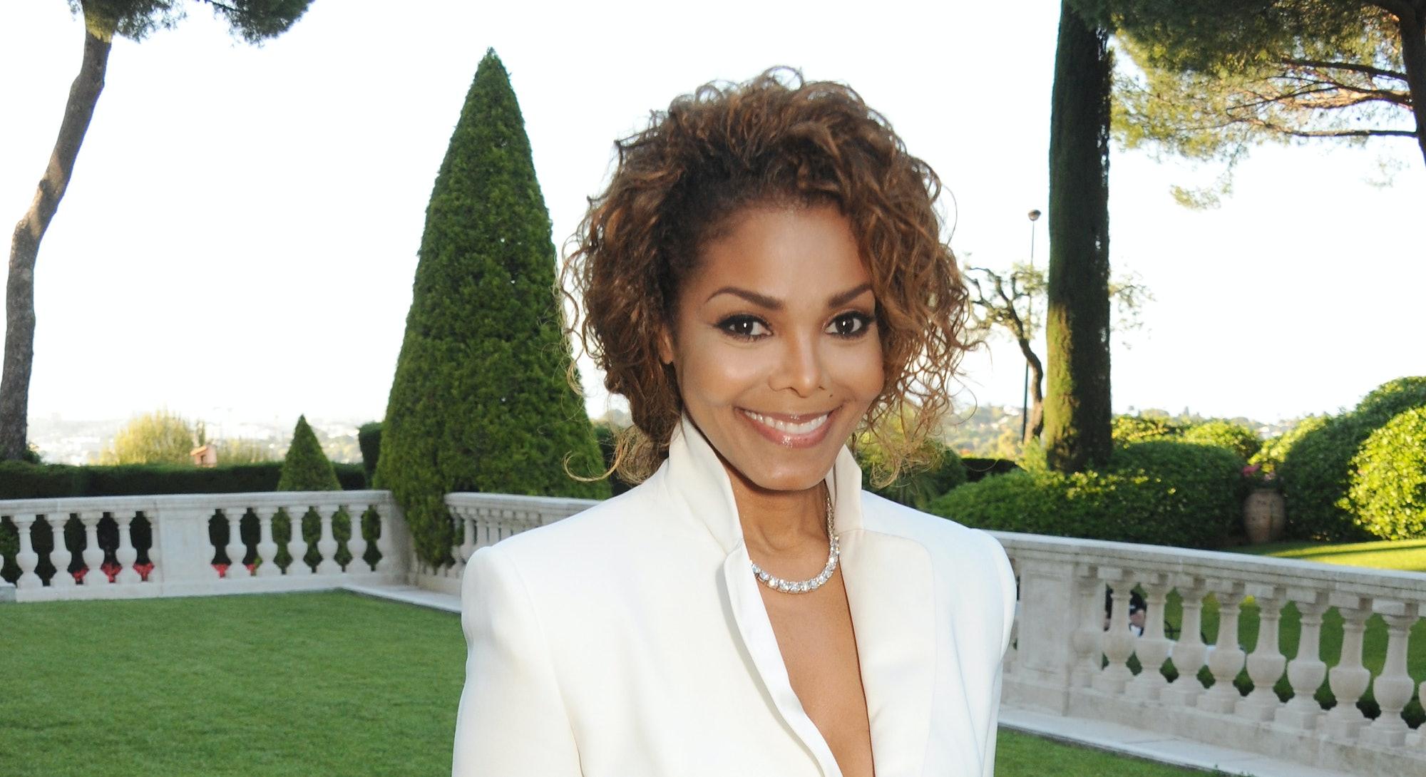 Janet Jackson's Style Evolution