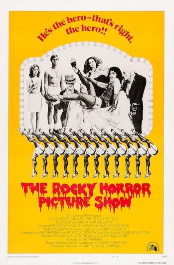 The movie's original poster.
