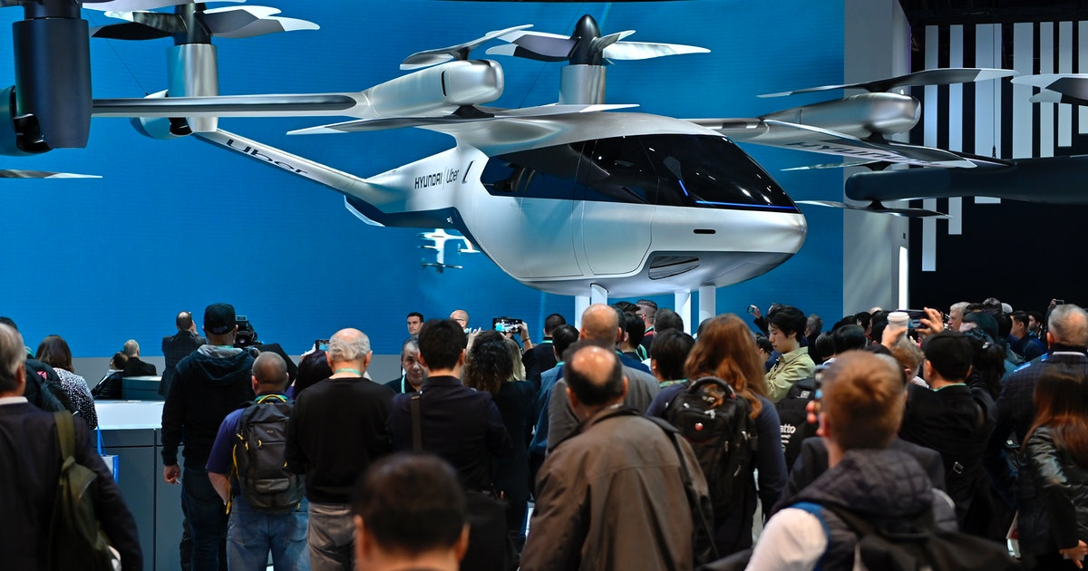 Joby Aviation is in talks to buy Uber's flying taxi business