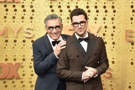 Eugene Levy is a great dad, Dan Levy confirmed it.