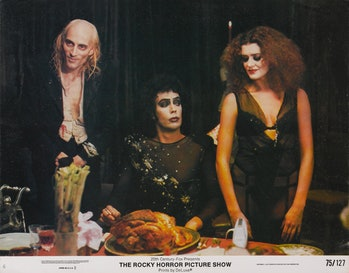 Tim Curry absolutely steals the show