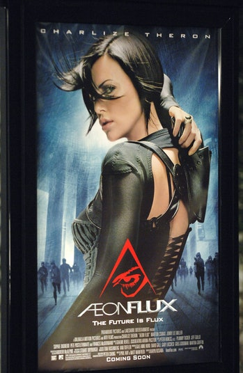 Widely seen as a flop, there are hidden gems found within Aeon Flux