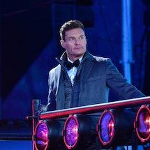 Ryan Seacrest hosts 'Dick Clark's New Year's Rockin' Eve.'