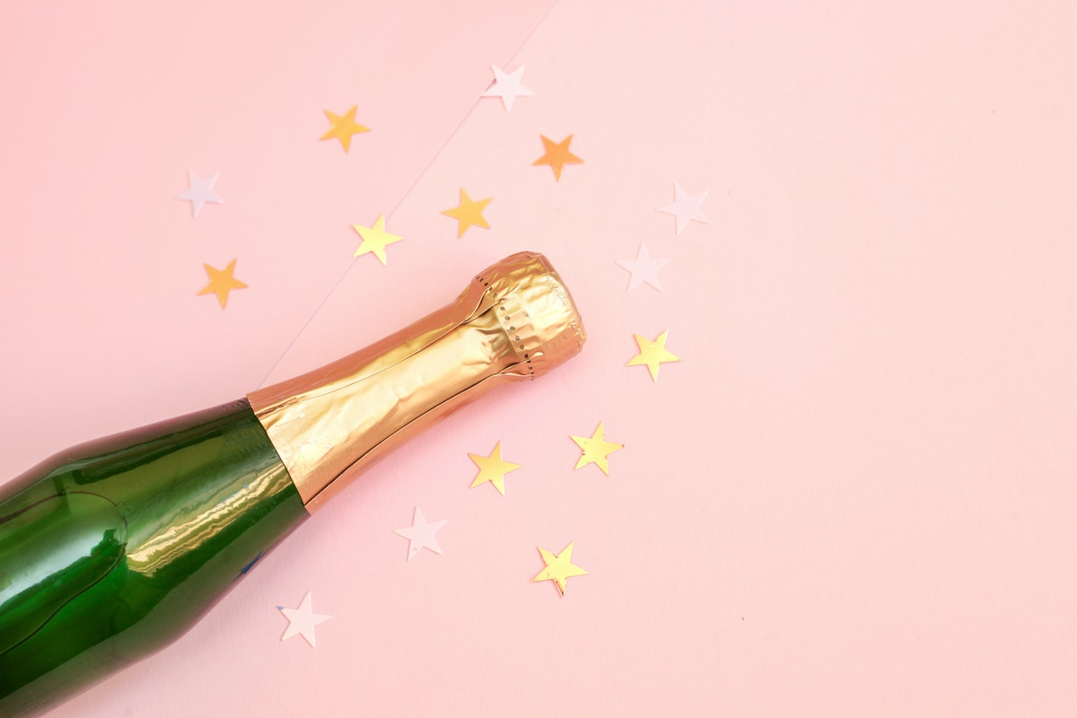 Here's how to get champagne delivered on New Year's Eve 2020 for the ultimate convenience.