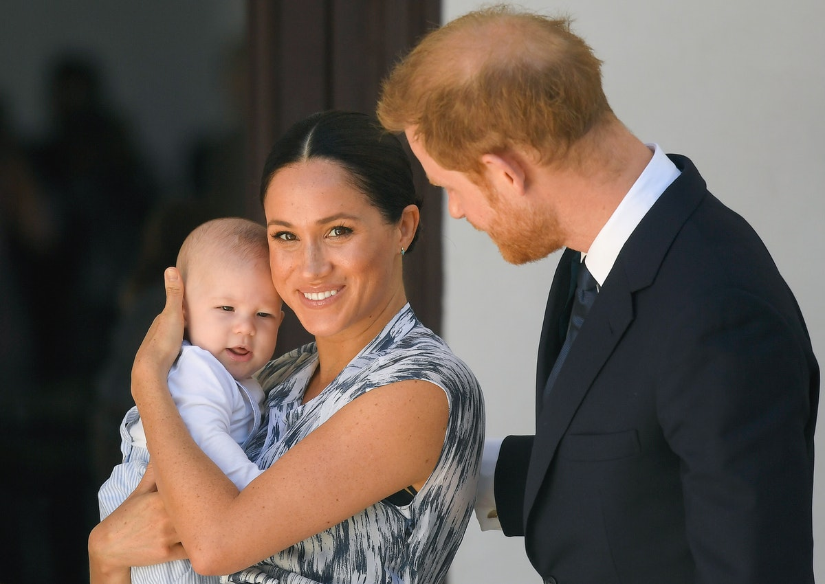 Archie Harrison made his first appearance on Meghan and Harry's podcast