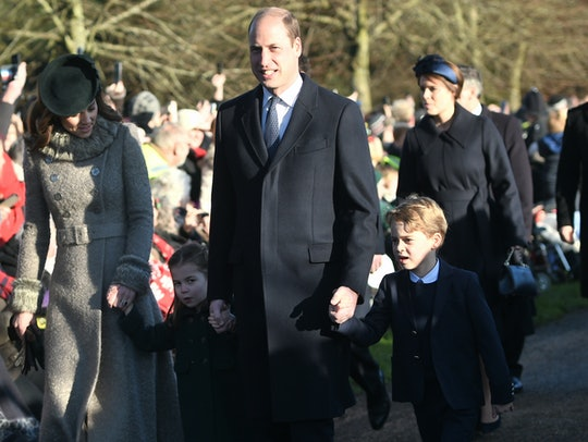 The royal family won't be getting together for Christmas this year.